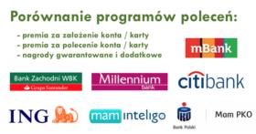 Bankowe programy polecen