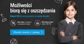 500 zł premii co rok za założenie Lokaty w Deutsche Bank
