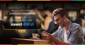 Money Mania 8 mBank nawet 400 zl